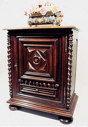 french antique cabinet for jam