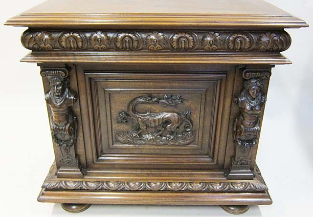 Regal fontainebleau style chest by m markley antiques
